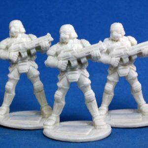 80012 Nova Corp, Soldiers
