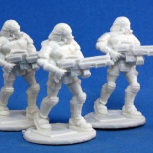 80015 Nova Corp, Riflemen