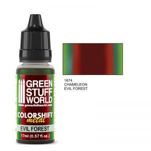 Evil Forest Colorshift Paint