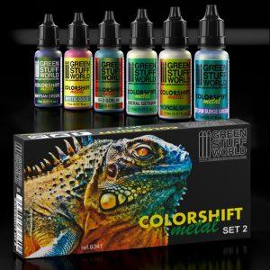 Chameleon Colorshift Paint Set 2
