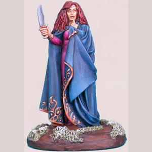 DSM1115 Female Witch, Early Snow