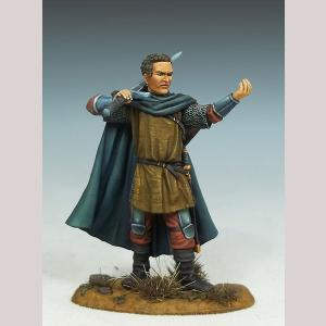 DSM5113 Young Cocky Hedge Knight