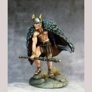DSM7317 Male Warrior Mage