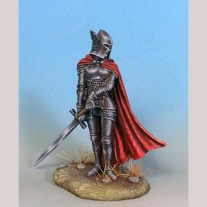 DSM7343 Female Paladin with Great Sword