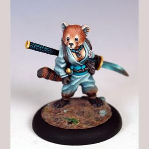 DSM7974 Olivia the Red Panda