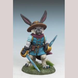 DSM8063 Rabbit Duel Wield Swashbuckler