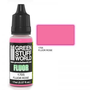 GSW 1705 : Rose Flourescent Paint *
