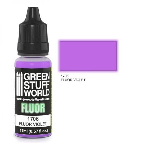 GSW 1706 : Violet Flourescent Paint