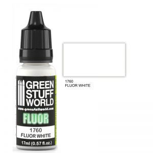 GSW 1760 White Flourescent Paint