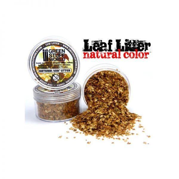 1262 Natural Leaf Litter