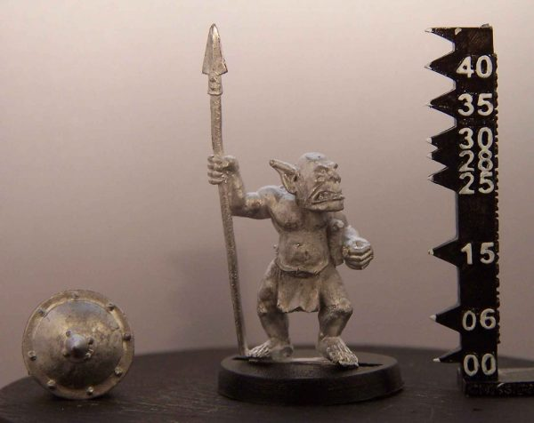 MMKA0101 Orc with Spear 1