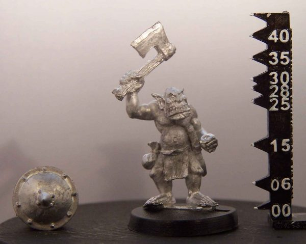 MMKA0102 Orc with Axe