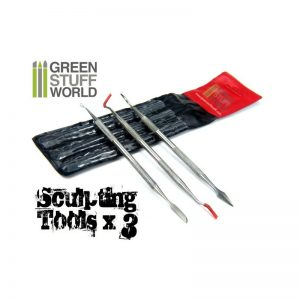 3 Piece Sculpting Tool Set