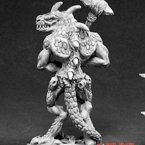 2351 S'Athka, Lizardman