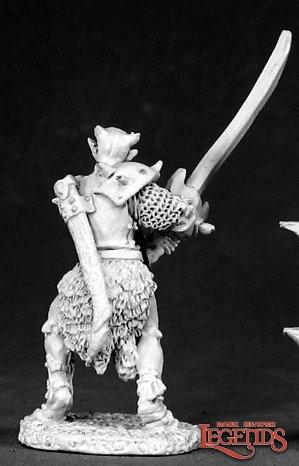 2434 T'Quan, Skoli Warrior