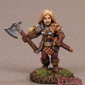 2772 Iris, Female Gnome Fighter