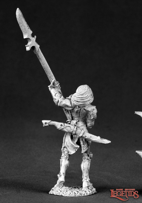 3466 Taldalise, Elf Huntress