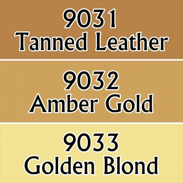 9711 : Warm Light Browns