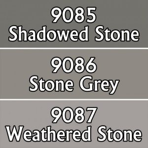 9729 : Reaper Paint Triad - Stone Colors
