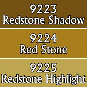 9775: Reaper Paint Triad - Redstone
