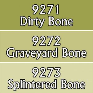 9791 : Reaper Paint Triad - Neutral Bone Colors