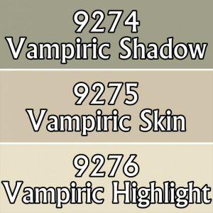 9792 : Reaper Paint Triad - Vampiric Skintones Colors