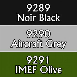 9797 : Reaper Paint Triad - IMEF Colors