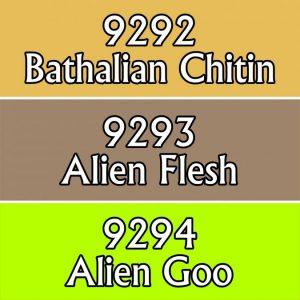 9798 : Reaper Paint Triad - Alien Colors