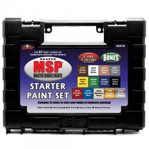 9970: Master Series Paints Starter Set