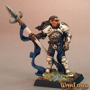 14005 Lord Ironraven, Crusaders Captain