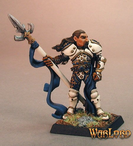 14005 Lord Ironraven, Crusaders Captain