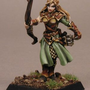 14058 Lorielle Silverrain, Sisters of the Blade