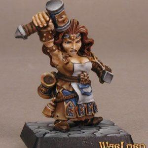 14082 Margara, Dwarf Mage, Dwarves