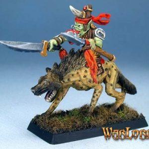 14210 Goblin Beastrider, Reven Captain