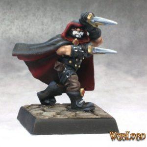 14621 G'rond, Dwarf Assassin, Kragmarr