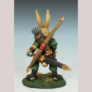 DSM8011 Rabbit Warrior