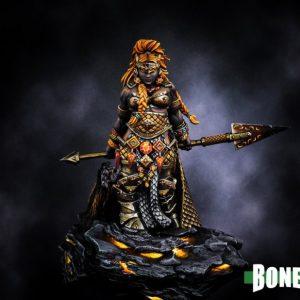 77613 Vanja, Fire Giant Queen (huge)