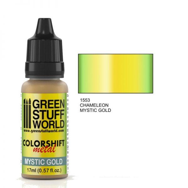 Colorshift Paint Mystic Gold