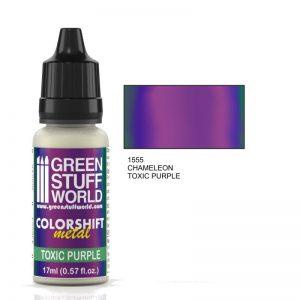 Toxic Purple Colorshift Paint