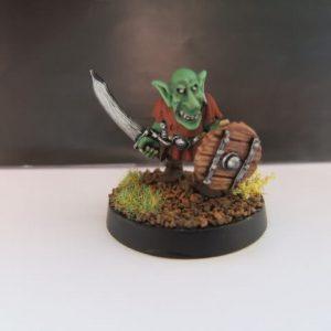 mmka0012 Shadow Goblin with Sword