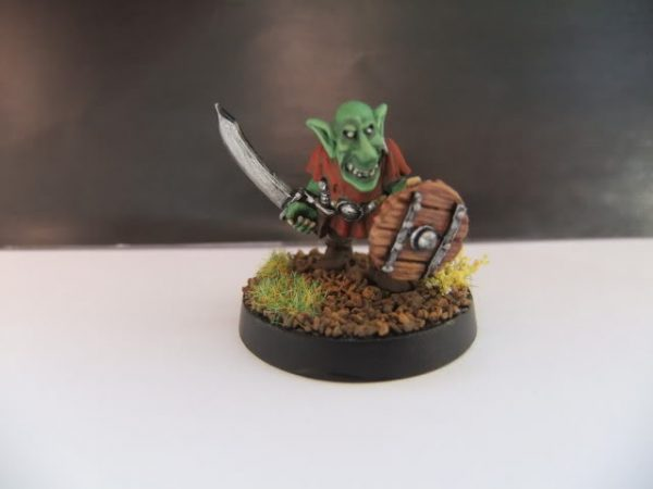 mmka0012 Shadow Goblin with Sword