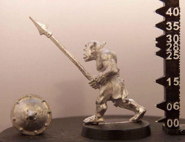 MMKA0103 Orc with Spear 2