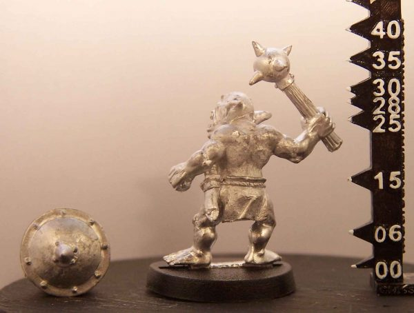 mmka0105 Orc with Mace
