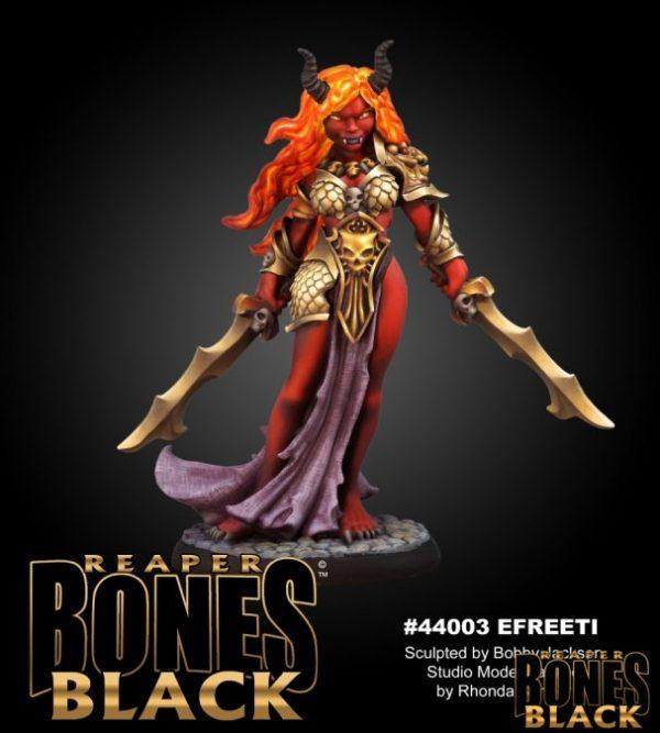 44003 Ziba, Female Efreeti