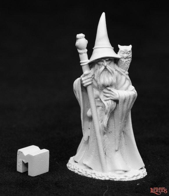 3953 : Anuminar Winterbeard - Male Human Wizard