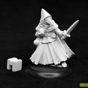 7024 Brother Lazarus Plague Doctor