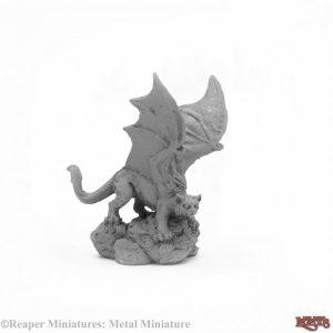 3977 Mercurix, Winged Cat