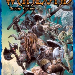 Warlord and CAV Rulebooks