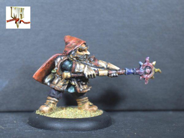 MH115 Male Dwarf Wizard 1
