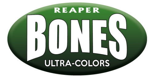 Reaper Bones Ultra Colours